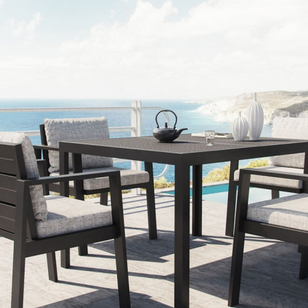 RELAX DINING SET 4